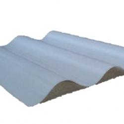 Chapa plásticas de polipropileno Sinusoidal