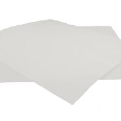 Chapa plásticas de polipropileno Lisa